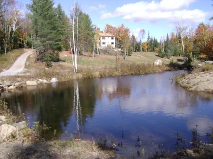 The Adirondack Retreat / Ski Gore Mountain