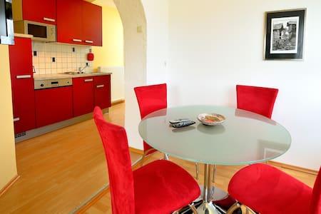 50m² Wohnung mit 2 Schlafzimmer am Klopeiner See - Klopein - Apartment