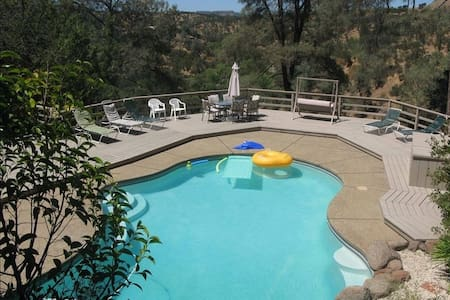 A Great Riverfront Vacation Retreat - Valley Springs