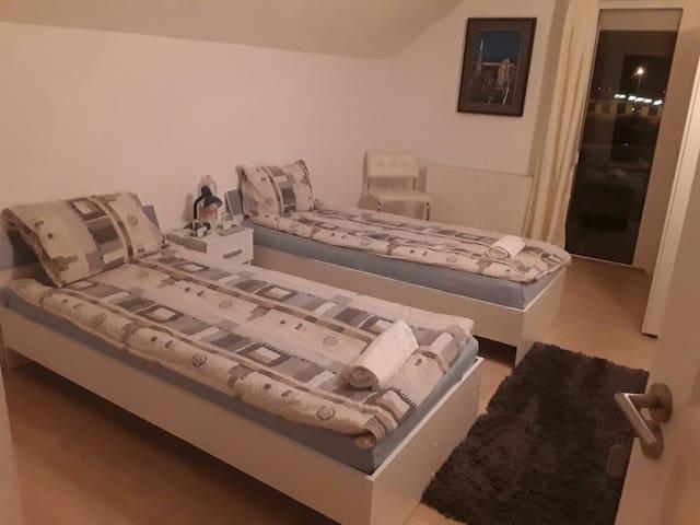 Bavaria Haus room no. 3