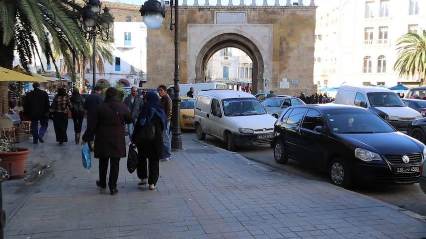 Appartement Tunis  - Agréable et cozy -