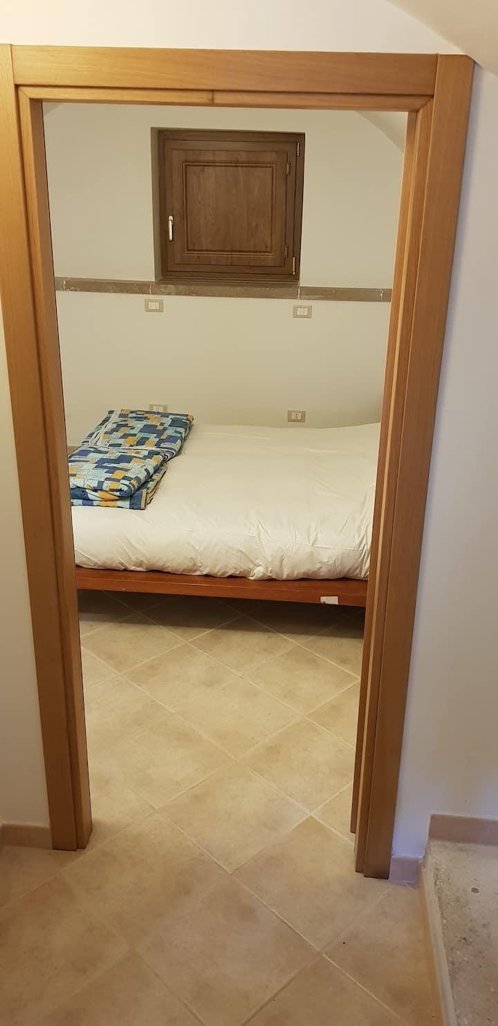 Appartamento tipico in piccolo borgo Abruzzese