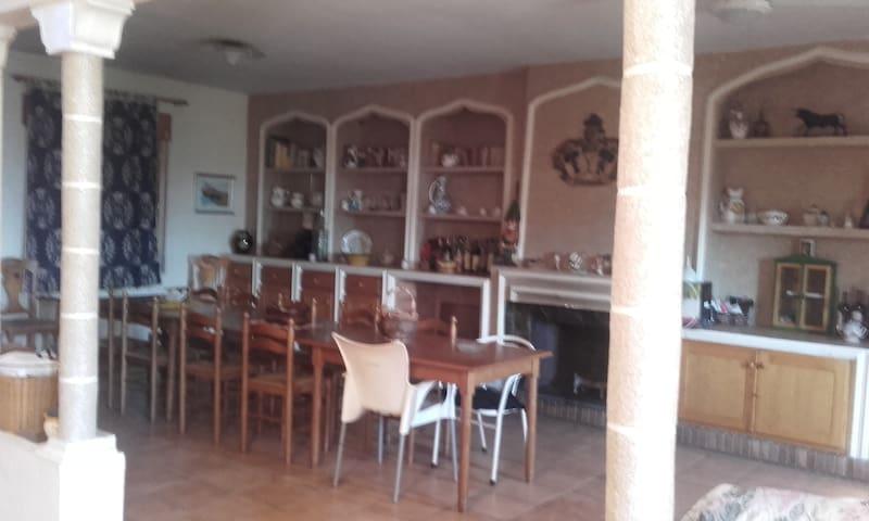 casa en Zarra