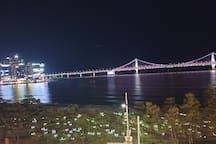 라라하우스 3 #광안대교정면뷰#뷰맛집