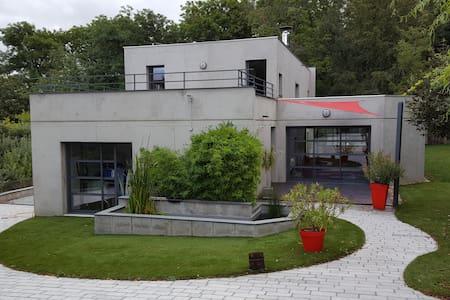 maison d architecte au calme - Romagnat