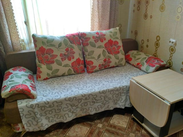 MOSCOW WITH BREAKFAST PRIVET ROOM IN 2BD/1BATH. - Moskva - Bed & Breakfast