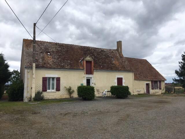 Maison à la ferme