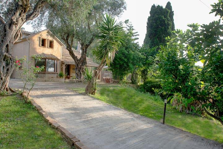 villa Brigadoon Corfu
