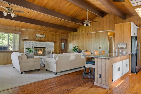 Evergreen Lodge- A place to Build Memories