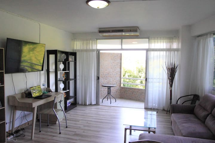Great 1-Bedroom in the center of Chiang Rai - Mueang Chiang Rai - Apartemen