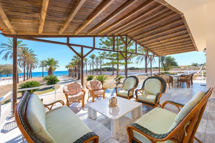 Villa Maria Beachfront Residence