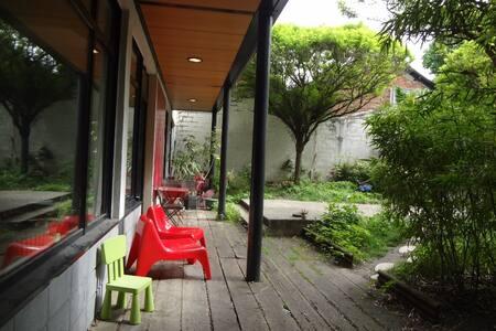 Chambre dans loft de charme à Montreuil - Montreuil - Loft