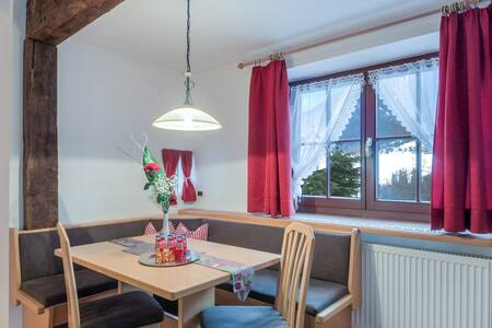 Holiday Apartment with Wi-Fi near Various Ski Resorts; Parking available on Site