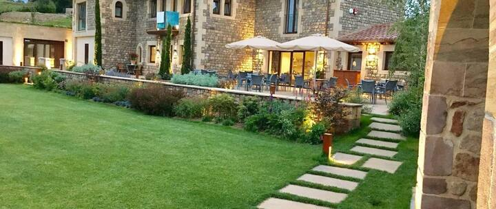 Double Room in Hotel in Santillana del Mar