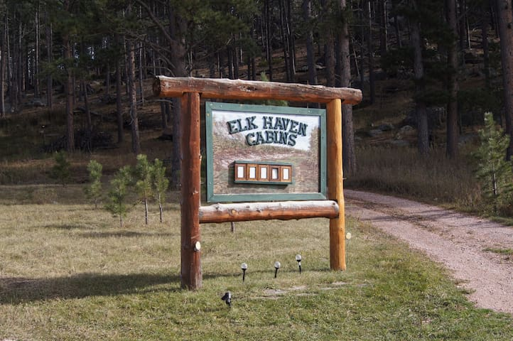 Elk Haven Vacation Cabins #3 - Custer