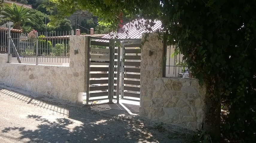 Villa Ekaterini C - Agia Ekaterini - Villa