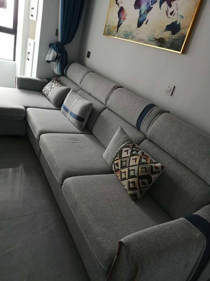 新两室一厅一厨一卫交通便利泰山旅游好房