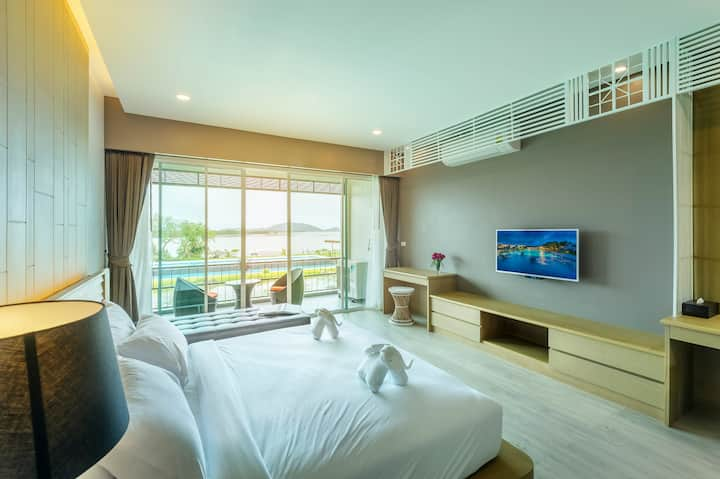 Chanthaburi Boutique Seaview Hotel
