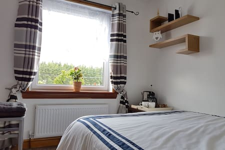 Cosy country double bedroom