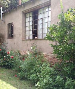 El Galpón  casa rústica en LaCumbre - Casa