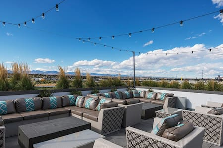 Luxurious Apartment in the Heart of Denver - デンバー - アパート