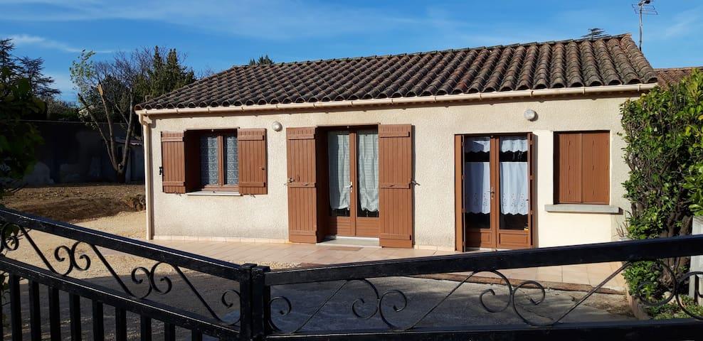 """Maison """"Ombre d'été"""" idéalement située"""
