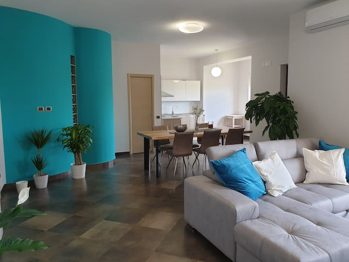VILLA VESUVIUS Luxury Apartments - Pompei - Amalfi