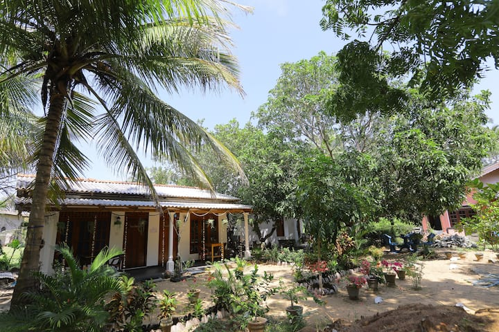 Neverbeen to Gayathri's Home | DBL Room 1