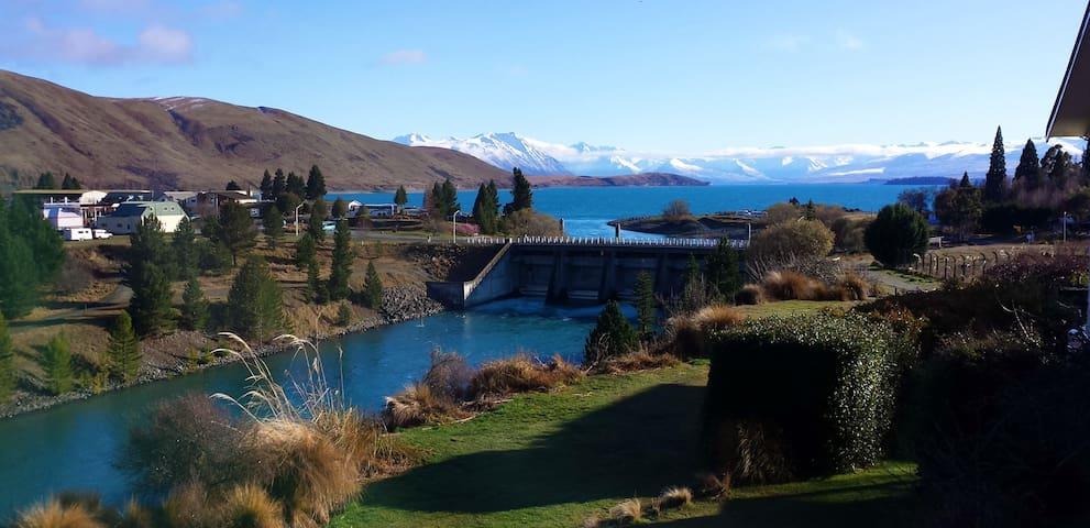 Property lake view