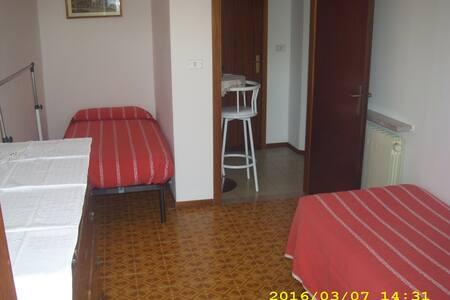 2 Rooms max4 persons+bathroom - Pregasina - Apartment