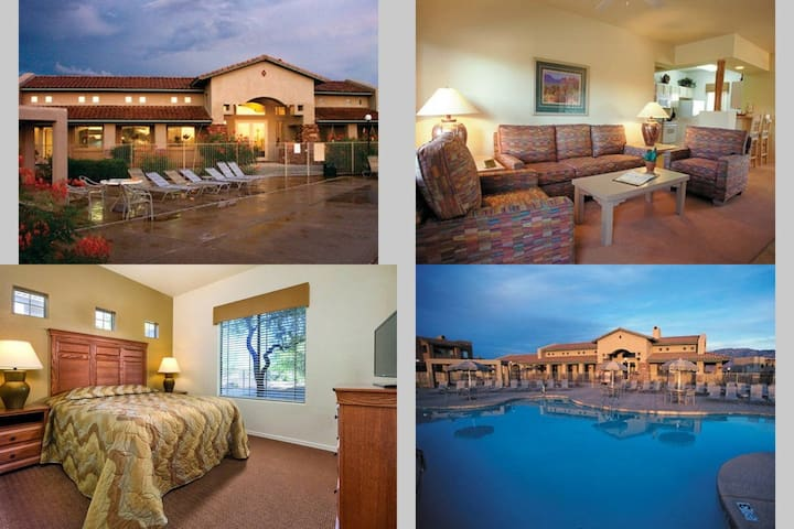 1 Bedroom SN Wyndham Rancho Vistoso, AZ - Oro Valley - Daire