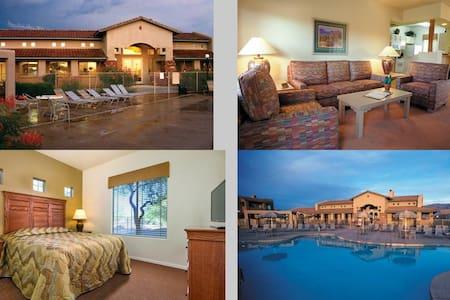 1 Bedroom SN Wyndham Rancho Vistoso, AZ - 오로 밸리(Oro Valley)
