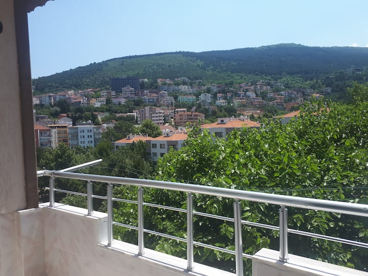 Peaceful Accomodation with View in Bursa