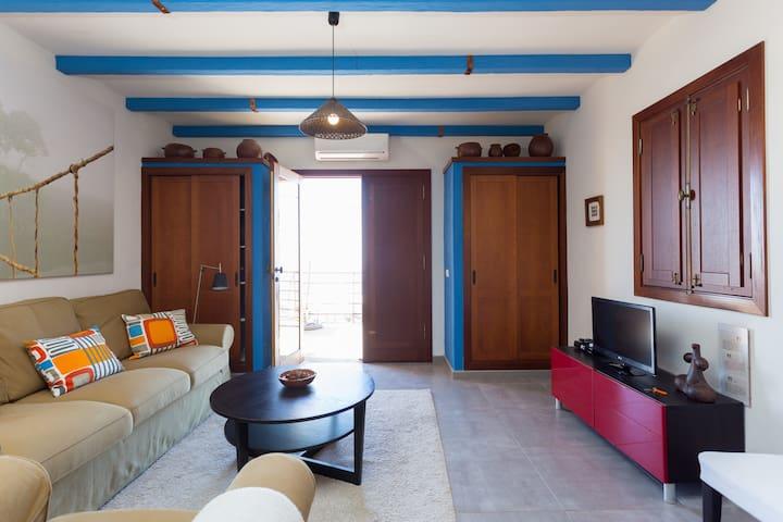 Tenerife Suroeste Casa Erques II - VERA DE ERQUES,  GUIA DE ISORA - Dom