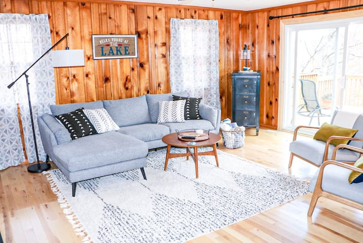 Private Greenwood Lake Retreat (50 Miles From NYC)