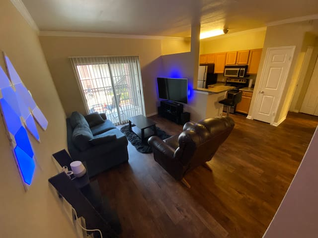 Cozy 1bd apt minutes from everything Austin