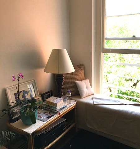 Guest room in sunny apartment - Double Bay - Pis