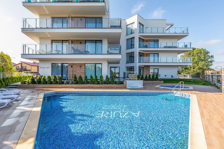 Azure Apartment 17 ✪✪✪✪✪