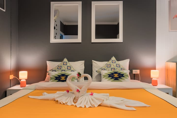 nice & friendly rooms in Kata beach
