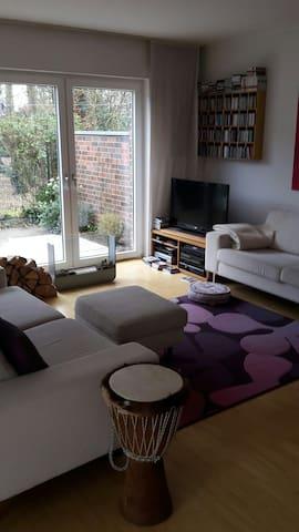 Stilvolles Messezimmer - Kaarst - Apartamento