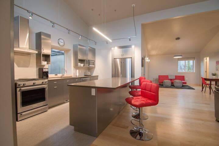 Contemporary Alpine Home