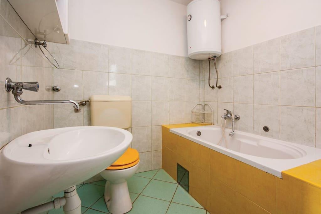 WC i kupaonica
