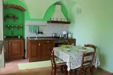AGRITURISMO IL POGGIO:appartamento VERDE - Vasia