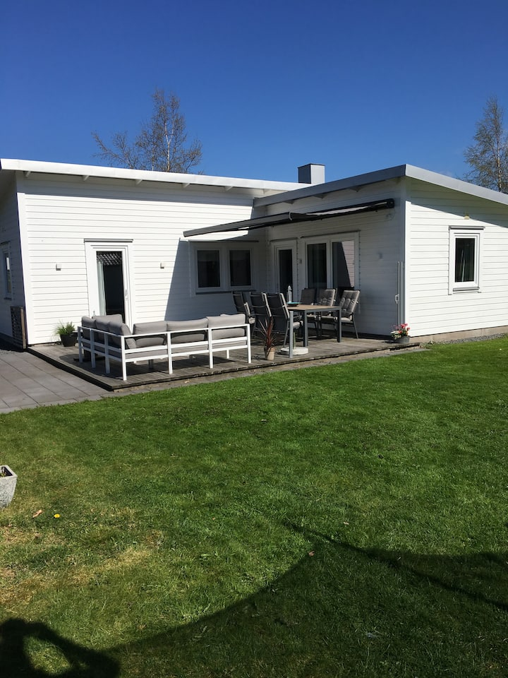 Strandnära hus varberg nära Gekås Ullared (3mil)