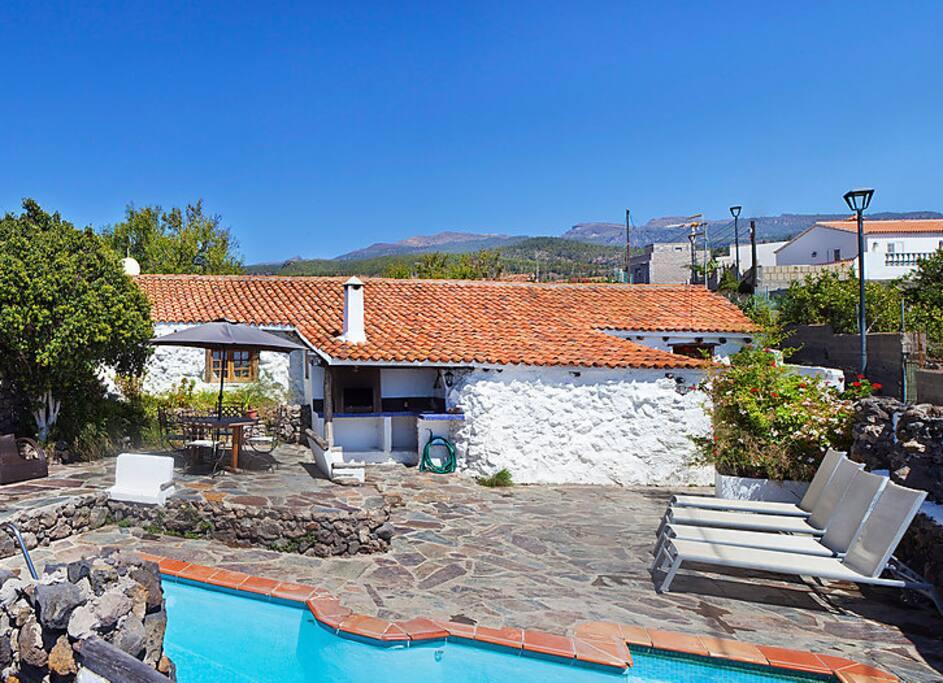 Bonita casa en el sur case in affitto a las vegas isole for Case a buon mercato 4 camere da letto