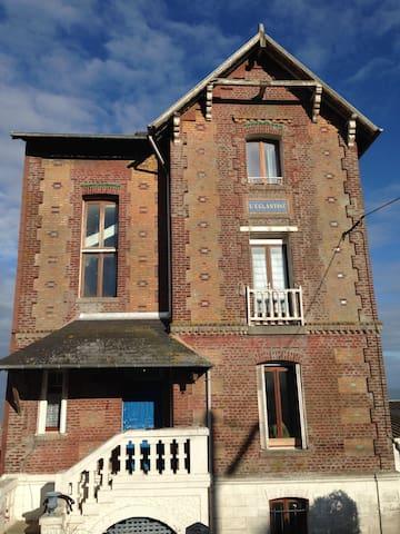 Belle Villa Aultoise vue mer - Sud Baie de somme - Ault - Haus