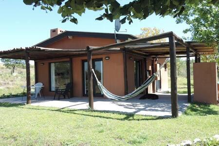 Casa Rústica II - Casas de Campo Calamuchita