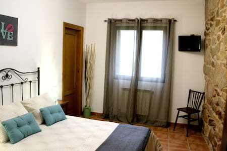 A Lanzada Double room with private bathroom - Vilagarcía de Arousa - Bed & Breakfast