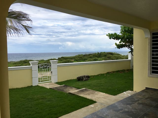 Sunrise Cliff - Whale watching oceanfront house - Cabrera - Casa