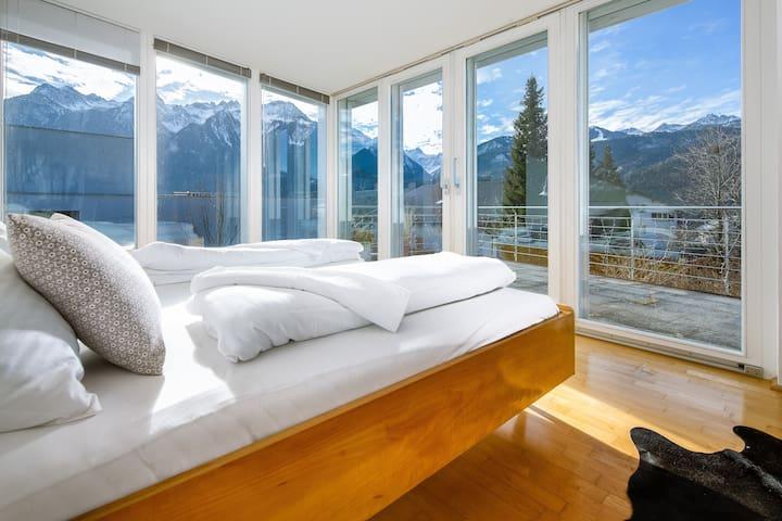 Skiurlaub nahe Montafon + Arlberg + Schweiz